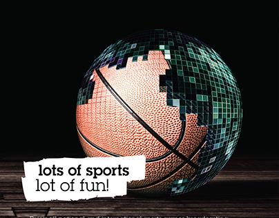 Velocity Sports & Entertainment - Campaign