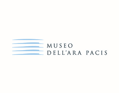 Museo dell'Ara Pacis Corporate Identity