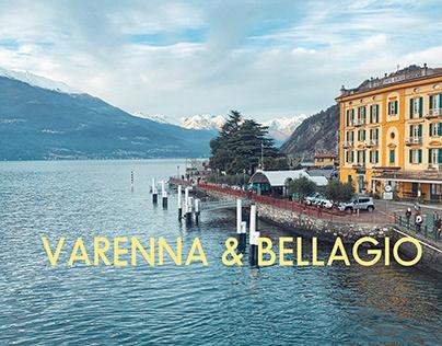 VARENNA & BELLAGIO, ITALY