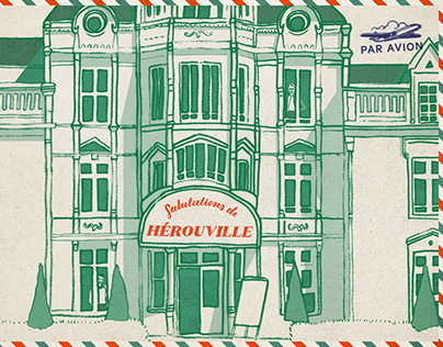 Salutations de Hérouville
