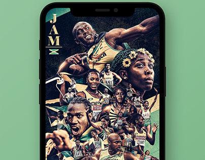 Jamaican Athletics Legends