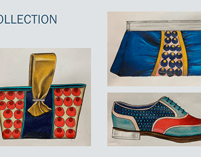 Collection Inspired By Paco Robanne and the 1940's