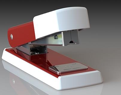 Stapler 3D modelling