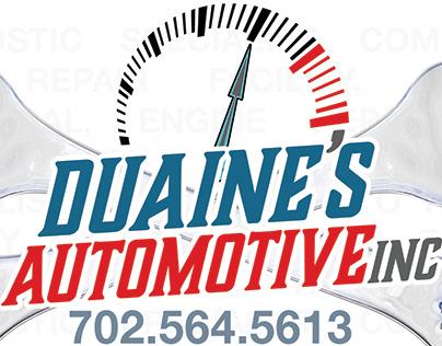 Duaine's Automotive - Las Vegas