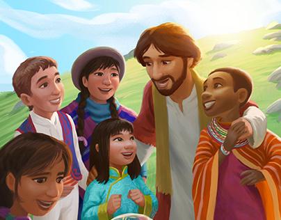 World Vision Easter Storybook