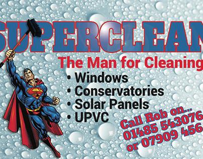 Superclean marketing