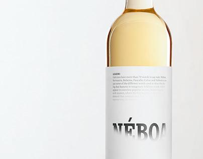 Néboa Albarino Wine