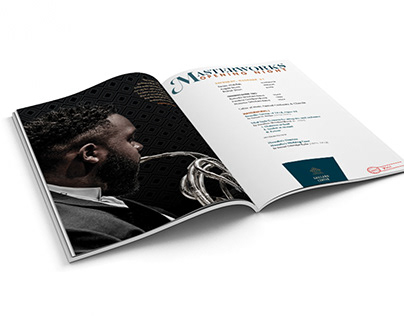 2017 Colour of Music Print Collateral