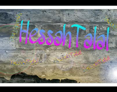My name design