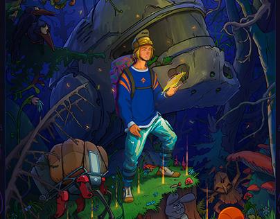 Tartarland / Возвращение в таинственный лес