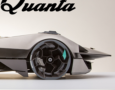 Lamborghini Quanta // hard model
