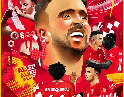 Liverpool FC - Expedia Social Artwork