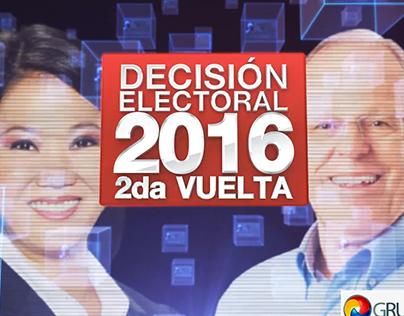Cuña Electoral 2da Vuelta para ATV