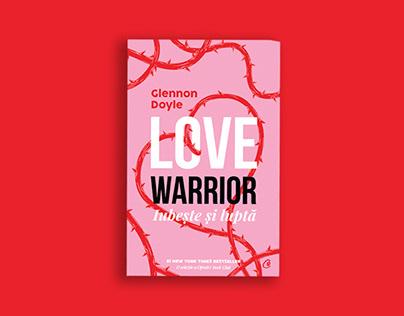 Love Warrior - book cover