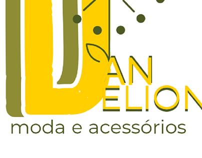 Dandelion moda e acessórios LOGO