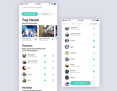 Redesign The Local App