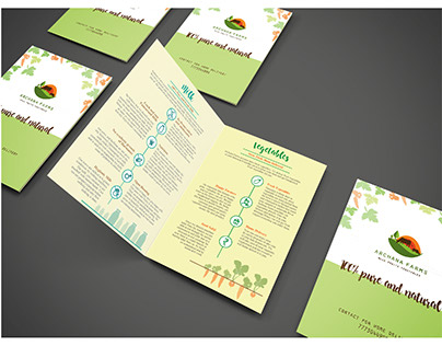Branding for Archana Farms
