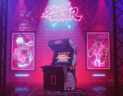 STREET FIGHTER チャンピオンシップ