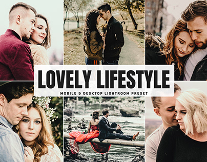 Free Lovely Lifestyle Mobile & Desktop Lightroom Preset