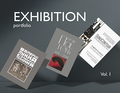 Exhibition Portfolio. Vol. 1