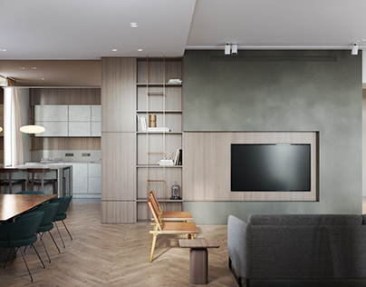 Moscow apartment