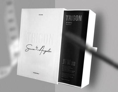 JFW 2019 Packaging Design - TRIGON