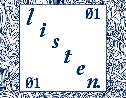 Listen 01 Visual Art Exhibition by Johnnp