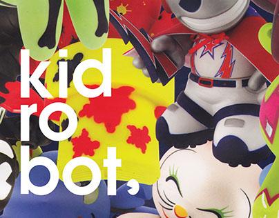 Kidrobot I Capabilities Brochure