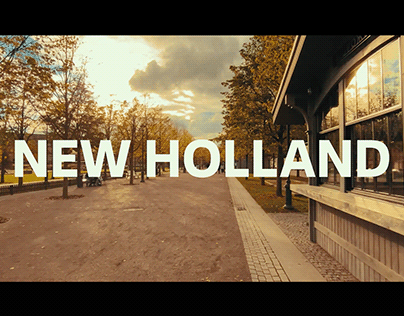 New Holland - DJI OSMO MOBILE 3 + IPhone 11 Pro