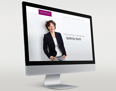 Sabrina Mund - Corporate- und Webdesign