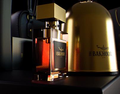 The Bakhoor 3D Packaging