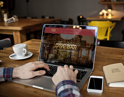 PadreBar : Webdesign & Website