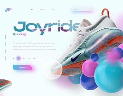 Concept Nike Joyride