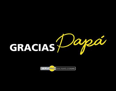 Campaña Día del Papá