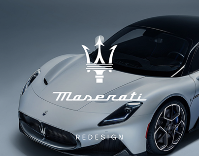 Maserati — New Website
