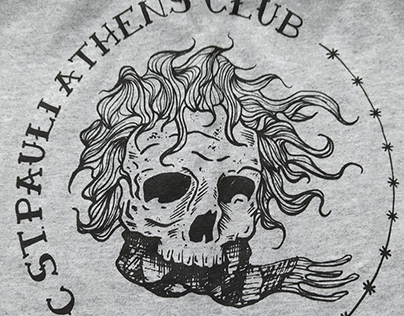 St. Pauli Athens Club T-Shirt