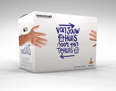 Rabobank - How a simple moving box can change lives