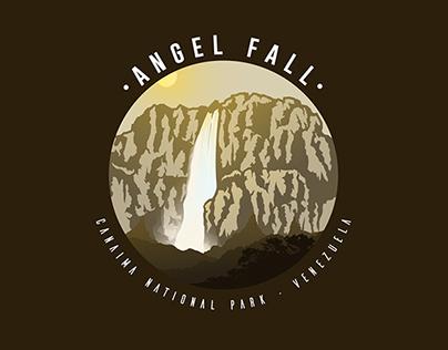 Angel Fall (#outdoorbadgechallenge)
