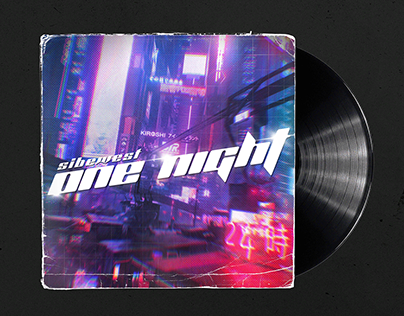 One Night | Cover Redesign