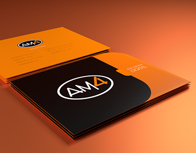 Folder institucional AM4
