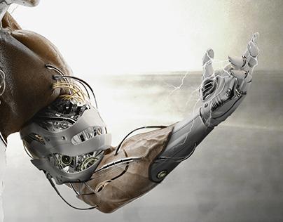 Half Human Half Cyborg ( More Coming Soon )
