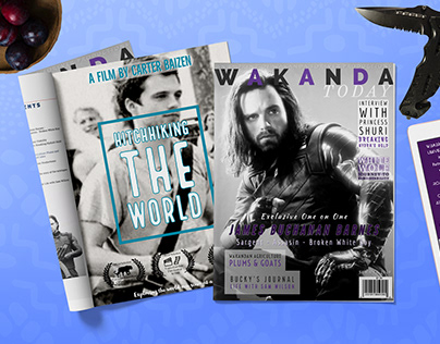 Wakanda Today Magazine