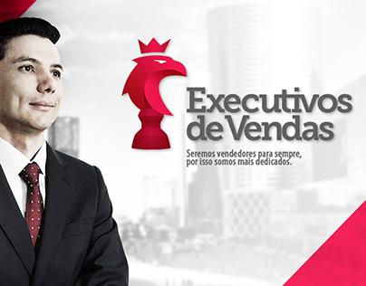 Branding Executivos de Vendas |Identidade Visual