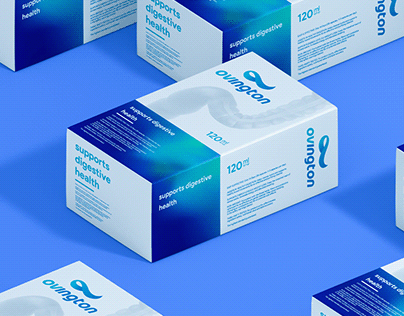 Ovington Medicine Branding