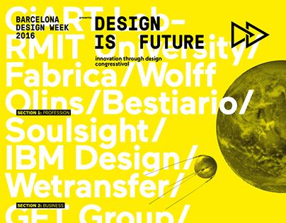 Design is Future congresstival 2016