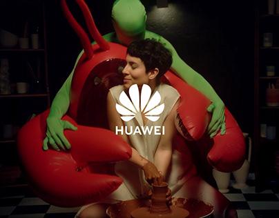 HUAWEI - Una promo cogida con pinzas