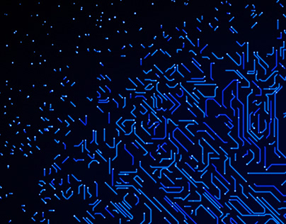 Traveling Through a Digital 3D Circuit Board
