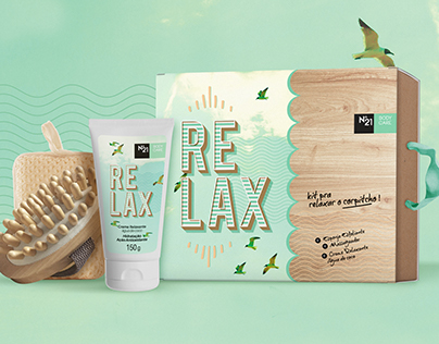 Relax Health & Beauty • N°21