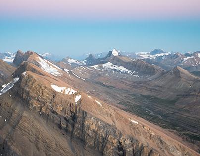 Above the Treeline: Canadian Rockies