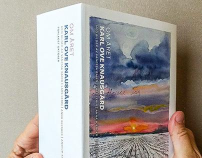 Bokdesign: Karl Ove Knausgård